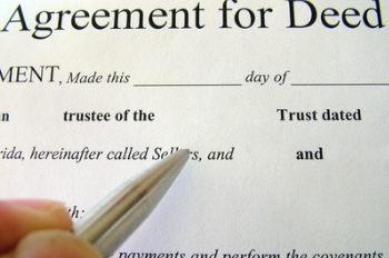 Mortgage Vs. Deed of Trust–Explained