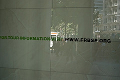 Foreclosure protest at San Francisco Federal Reserve Bank: New at Foreclosures?