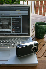 Cheap flicks: Digital camcorders on a budget